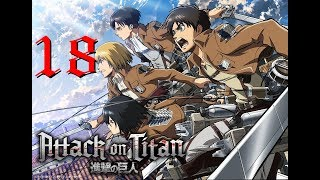[PC GAME] Attack on titan: Wings of freedom - Full Gameplay Part 18 - 60 FPS 1080p