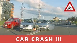 How I Avoided A Head-On Crash