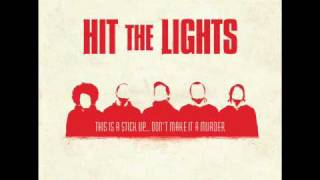 Hit the Lights - The Call Out (You Are The Dishes)