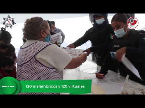 POLICÍA MUNICIPAL FORTALECE ESTRATEGIAS DE SEGURIDAD CON ALARMAS VECINALES