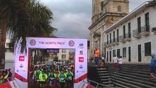 The North Face Endurance Challenge Colombia 2014