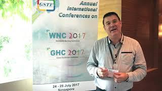 Dr. Paul Glew WNC 2017