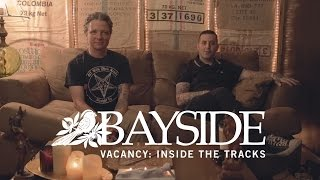 Bayside - Two Letters (Inside The Track)