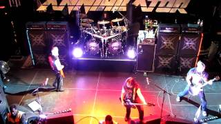 Annihilator - The Fun Palace Live in London 2010