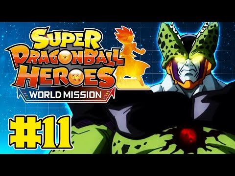 Super Dragon Ball Heroes: World Mission Part 11 - TFS Gaming