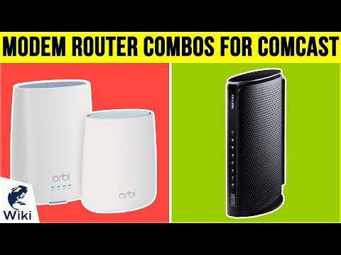 8 Best Modem Router Combos For Comcast 2019