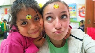 Building Schools in Peru | HEFY Humanitarian Trip | Brooklyn and Bailey