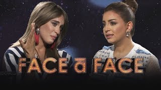 FACE à FACE - Ep 02 - | كريمة غيث - HD فاص ا فاص  - الحلقة 2 الثانية