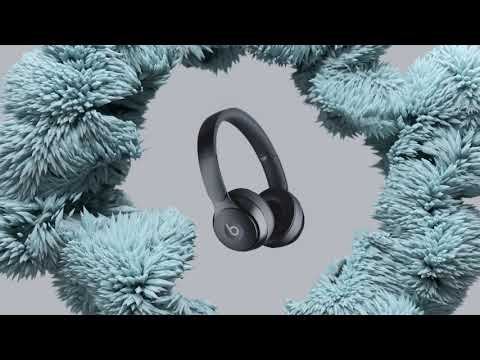 Beats brings noise-canceling to its on-ear Solo headphones