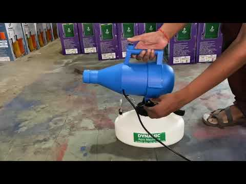 Disinfectant Ultra Low Sprayer