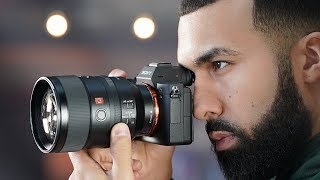 The NEW Sony 135mm 1.8GM | Is it better than the 85mm 1.4GM?