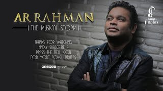A.R.Rahman   The Musical Storm    Extreme HD Quality Songs   All Time Favorite Songs   AR 90s Songs