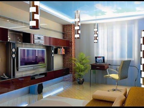 Идеи дизайна зала 16 и 18 кв. м