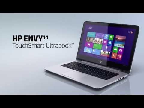 Giới thiệu Ultrabook HP ENVY 14 TouchSmart 14-K112NR giá tốt tại Prolap.vn