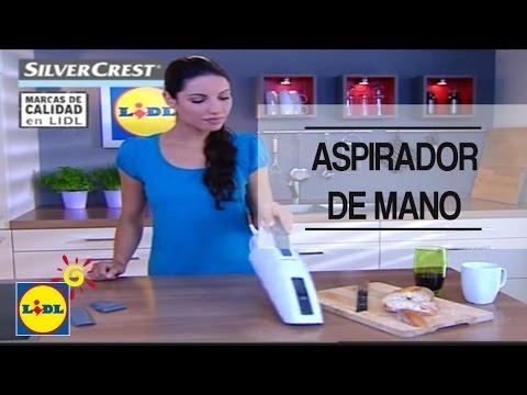 Aspirador De Mano Con Batería De Iones De Litio - Lidl España