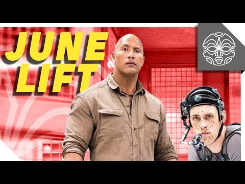 JUNE LIFT: The Rock Shows Us How to Hip Thrust!