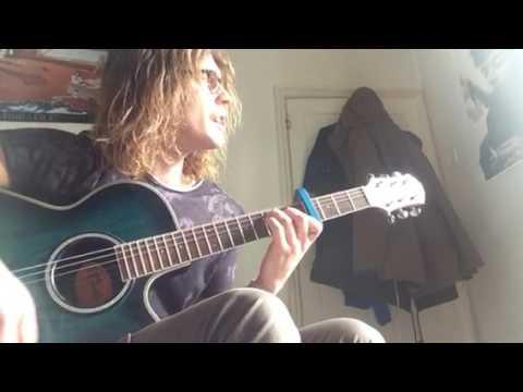 DMA's - Delete (acoustic guitar cover) (видео)