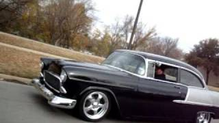 Have You Ever Dreamed About A MEAN '55 Chevy? Was This It? #55Chevy
