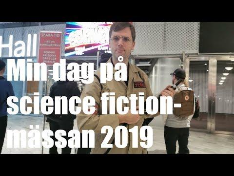 Min dag på science fiction-mässan 2019