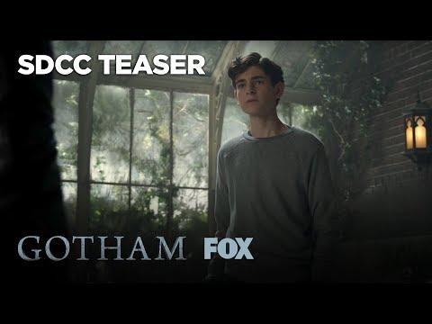 Gotham Season 4 (Comic-Con Promo)