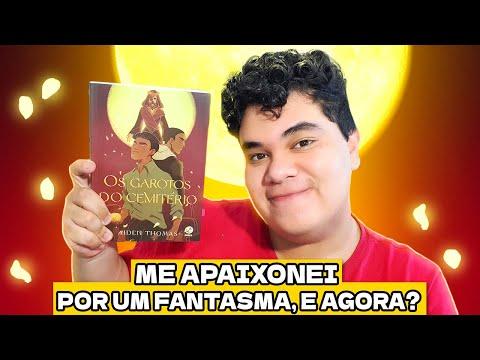OS GAROTOS DO CEMITÉRIO - AIDEN THOMAS | RESENHA