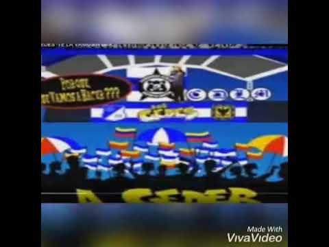 """""""COMANDOS AZULES DC -  LOS GEDES - S⚽Y REGEDE"""" Barra: Comandos Azules • Club: Millonarios • País: Colombia"""