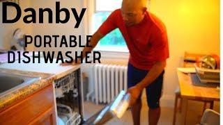 Danby Portable Dishwasher