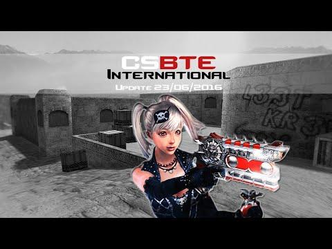 Counter-Strike: BreakThrough Edition International Update 23/06/2016