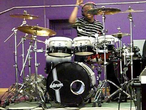 """Curtis McCottry Jr Playing """"Fusion Fever"""""""