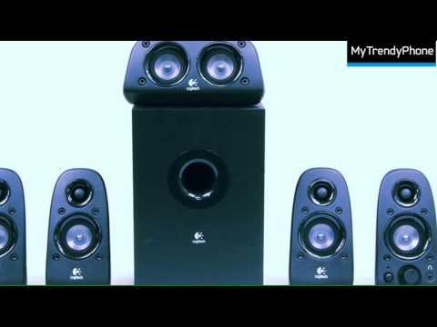 Top 10 Punto Medio Noticias | Logitech Z906 5 1 Surround Sound