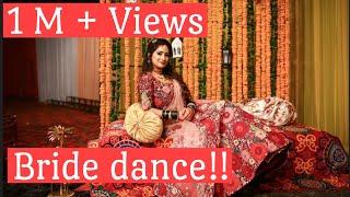 Bride Dance For Parents And Groom! Gunjan Kanwal! Sangeet Performace !
