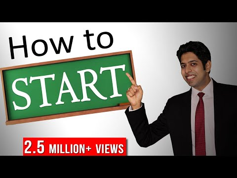 How to start a Speech or Presentation? : Public Speaking Skills - 5