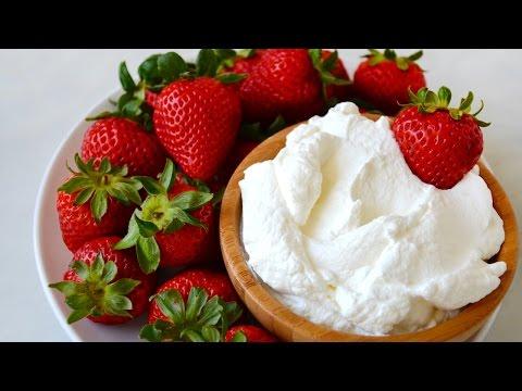 Secret Ingredient Homemade Whipped Cream