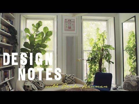Design Notes: Beata Heuman | House & Garden
