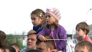 Вячеслав Шпорт принял участие в торжествах по случаю Дн...