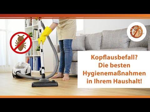 Kopfläuse bekämpfen: Läuse im Kopfkissen der Bettwäsche in Waschmaschine oder Trockner entfernen
