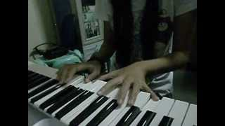 (Jimmy Bondoc) Let Me Be The One Piano Cover