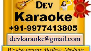 {1971} L Full Karaoke by Dev - YouTube