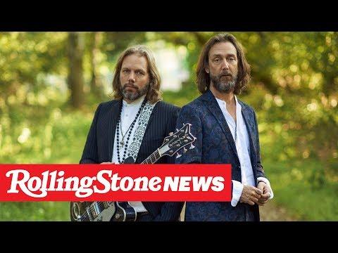 Black Crowes Reunite, Plot 2020 'Shake Your Money Maker' Tour | RS News 11/11/19