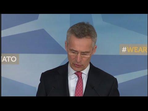 NATO SG Stoltenberg: