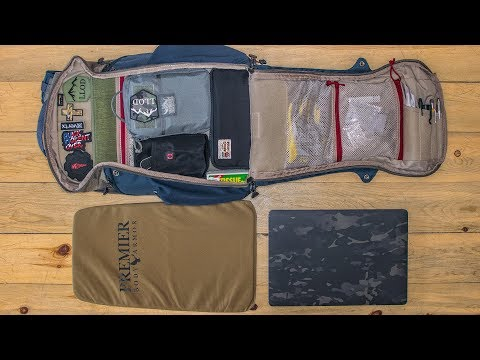 *NEW* EDC Backpack 2018 – Laptop Bag and Gear – Vertx Gamut Review