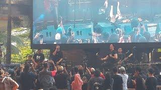 Konser Galang Dana, Anji Reunian Dengan Band Drive