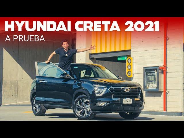 Hyundai Creta 2021, a prueba: un pequeño paso para Hyundai, pero un gran salto para el Creta