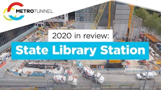 C2020 in review: State Library Station