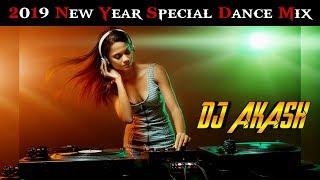 New Year Special Dance Mix Dj Akash Burdwan
