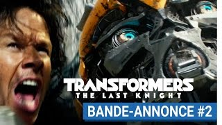 Trailer of Transformers: The Last Knight (2017)