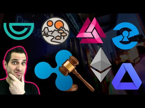 Ripple (XRP) LAWSUIT?!? | Trinity x Decentraland | Coinbase MAFIA 😂 $GVT Competition | $ACT $ZCO