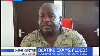 Beating Exams, Floods: Roads rendered impassable as raging flock wreck havoc