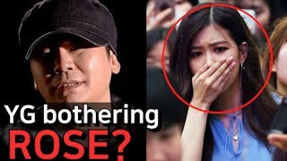 Proof that BLACKPINK Rosé is Discriminated, Rosé's Dad is ANGRY at YG!