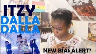 ITZY - DALLA DALLA (달라달라) MV REACTION [HAPPY DEBUT!]
